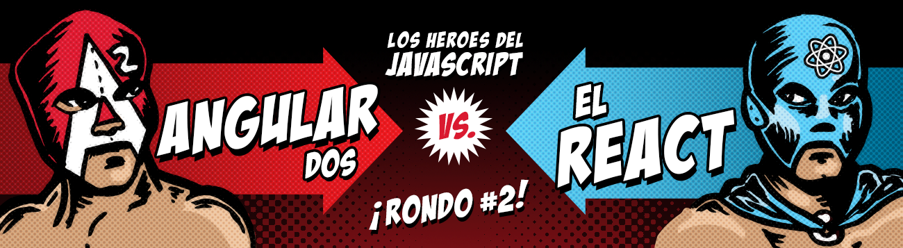 Angular 2 vs React – the final battle – round 2 » Gofore