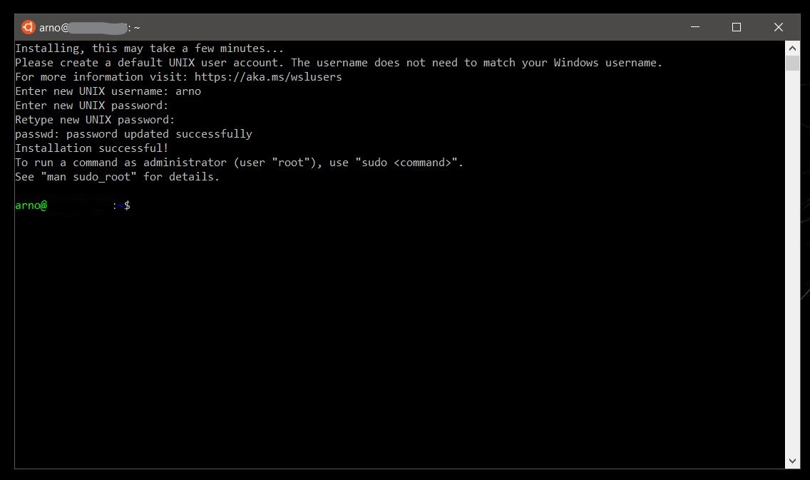 Make your command line shine - on Windows » Gofore